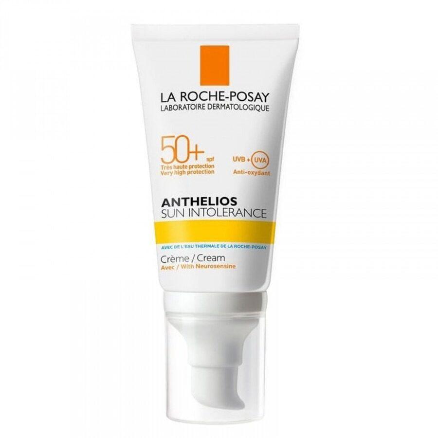 LA ROCHE-POSAY ANTHELIOS SUN INTOLERANCE SPF50 saules aizsagkrēms, 50 ml