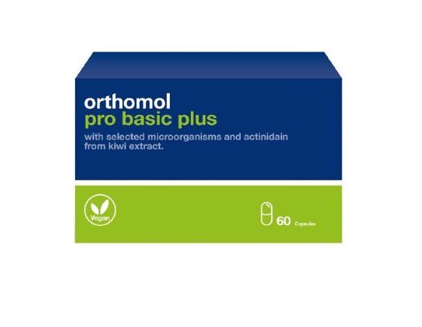 ORTHOMOL PRO BASIC PLUS, 60 kapsulas