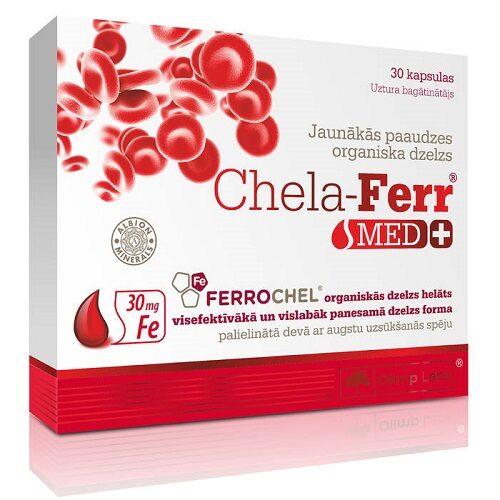 Olimp Labs Chela-Ferr MED, 30 kapsulas