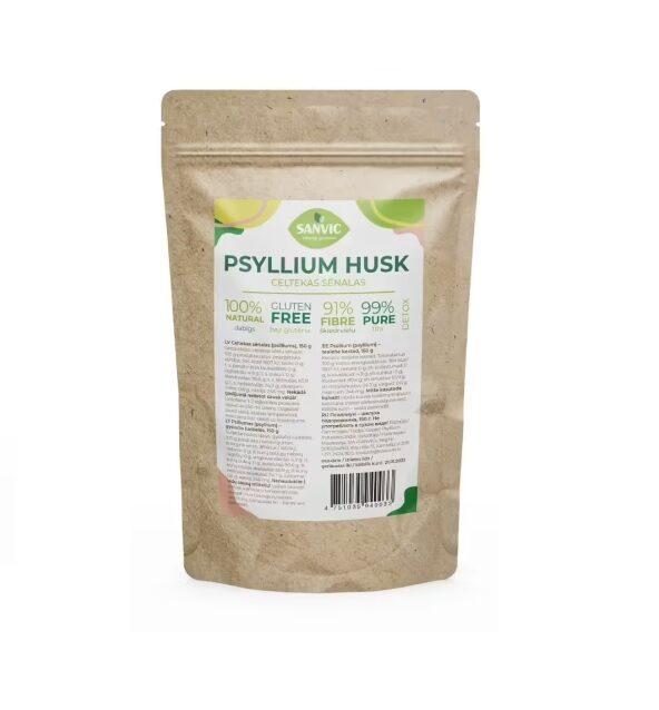 Psilliums (psyllium) – ceļtekas sēnalas, 150 g
