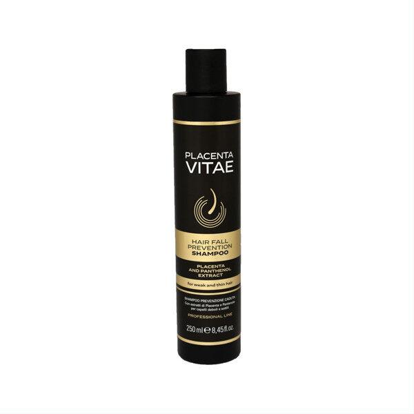 PLACENTA VITAE Placenta and Panthenol šampūns pret matu izkrišanu, 250 ml