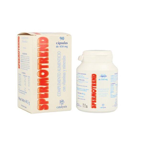Spermotrend 450 mg, 90 kapsulas